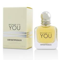 Emporio Armani Because It's You Eau De Parfum Spray