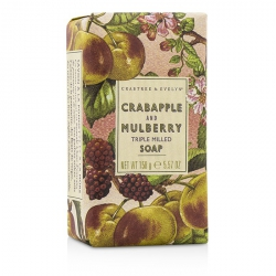 Crabapple & Mulberry Triple Milled Soap