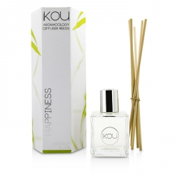 Aromacology Diffuser Reeds - Happiness (Coconut & Lime - 9 months supply)