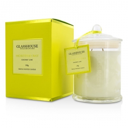 Triple Scented Candle - Montego Bay (Coconut Lime)