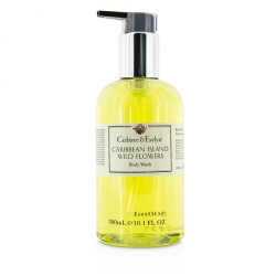 Caribbean Island Wild Flowers Body Wash