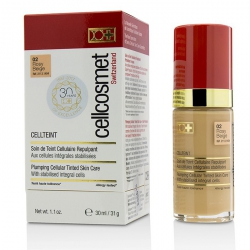 Cellcosmet CellTeint Plumping Cellular Tinted Skincare - #02 Rosy Beige