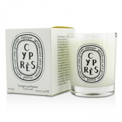 Scented Candle - Cypres (Cypress)