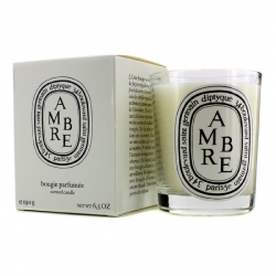 Scented Candle - Ambre (Amber)