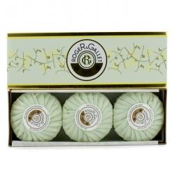 Green Tea (The Vert) Perfumed Soap Coffret