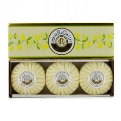 Cedrat (Citron) Perfumed Soap Coffret
