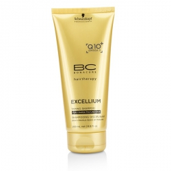 BC Excellium Q10+ Omega 3 Taming Shampoo (For Coarse Mature Hair)