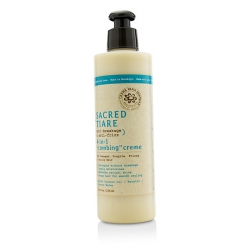 "Sacred Tiare Anti-Breakage & Anti-Frizz 4-in-1 ""Combing"" Creme (For Damaged, Fragile, Frizzy & Unruly Hair)"