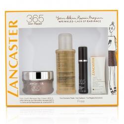 365 Skin Repair Set: Youth Renewal Day Cream 50ml+ Serum Youth Renewal 10ml+ Eye Serum 3ml+ Express Cleanser 100ml