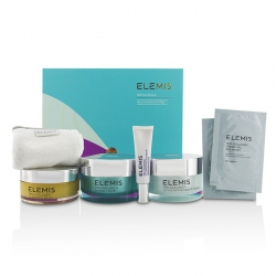 Marine Dream Coffret: Cleansing Balm + Eye Balm + Marine Cream + Night Cream + Eye Masks + Towel