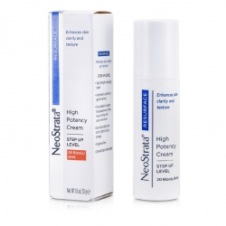 Resurface High Potency Cream Step Up Level 20 Bionic/AHA
