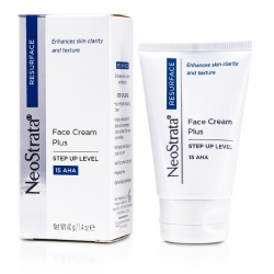 Resurface Face Cream Plus Step Up Level 15 AHA