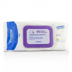 Dermo-Soothing Wipes - Fragrance Free