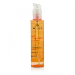 Huile Demaquillante Micellaire Micellar Cleansing Oil With Rose Petal For Face & Eyes (Sensitive Skin)