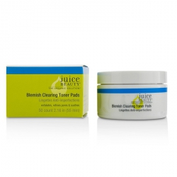 Blemish Clearing Toner Pads