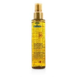 Nuxe Sun Tanning Oil For Face & Body High Protection SPF 30