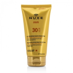 Nuxe Sun Delicious Lotion High Protection For Face & Body SPF30