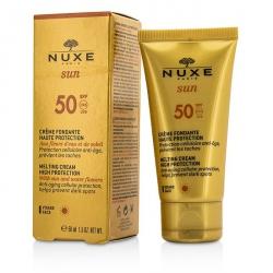 Nuxe Sun Melting Cream High Protection For Face SPF 50