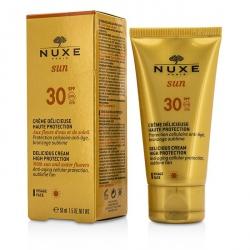 Nuxe Sun Delicious Cream High Protection For Face SPF 30