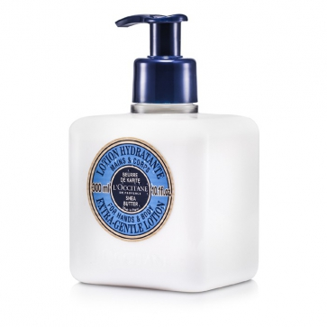 Shea Butter Extra Gentle Lotion for Hands & Body