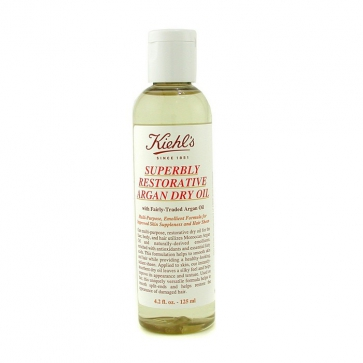 Superbly Restorative Argan Dry Oil