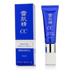 Sekkisei White CC Cream SPF50+ PA++++ - # 01 Light Ochre