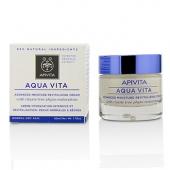Aqua Vita Увлажняющий Восстанавливающий Крем - для Нормальной и Сухой Кожи