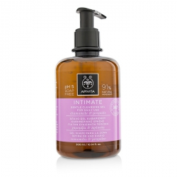 Intimate Gentle Cleansing Gel For The Intimate Area For Daily Use with Chamomile & Propolis