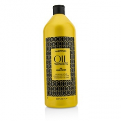 Oil Wonders Oil Conditioner (For All Hair Types)