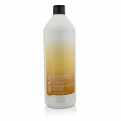 Genius Wash Cleansing Conditioner (For Unruly Hair)