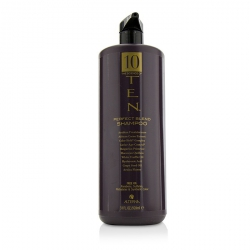 10 The Science of TEN Perfect Blend Shampoo