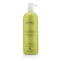 Bamboo Shine Luminous Shine Conditioner (For Strong, Brilliantly Glossy Hair)