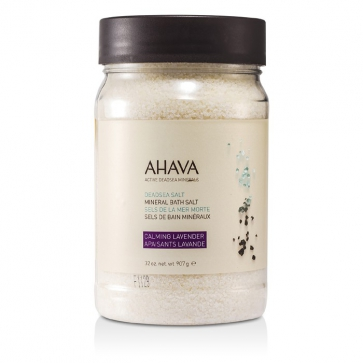 Ahava Deadsea Salt Calming Lavender Dead Sea Bath Salt buy