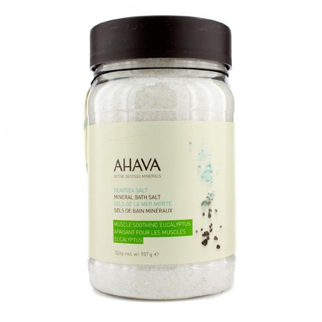 Ahava Deadsea Salt Eucalyptus Dead Sea Bath Salt