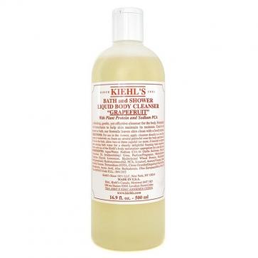 Жидкое Очищающее Средство для Ванн и Душа - Грейпфрут