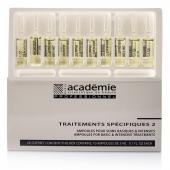 Specific Treatments 2 Ampoules Omega 3-6-9 - Salon Product