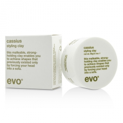 Cassius Styling Clay (For All Hair Types, Especially Thick, Coarse Hair)