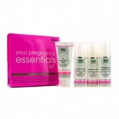 Your Pregnancy Essentials Kit: Tummy Rub Butter30ml + Facial Wash 30ml + Pregnancy Boob Tube 30ml + Lucky Legs 30ml