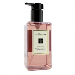 Red Roses Body & Hand Wash (With Pump)