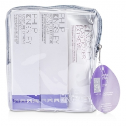 Moisture Extreme Jet Set: Shampoo 75ml + Conditioner 75ml + Elasticizer Extreme 75ml