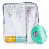 Body & Shine Jet Set: Shampoo 75ml + Conditioner 75ml + Elasticizer 75ml
