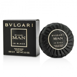 In Black Shaving Soap