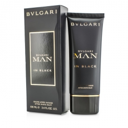 In Black After Shave Balm