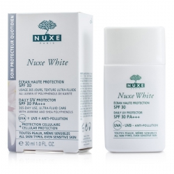 Nuxe White Daily UV Protector SPF 30 (For All Skin Types & Sensitive Skin)