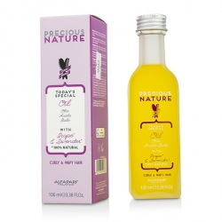 Precious Nature Today's Special Oil with Grape & Lavender (For Curly & Wavy Hair)