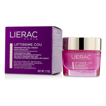 Liftissime Cou Redensifying Gel-Cream For Neck & Decollete