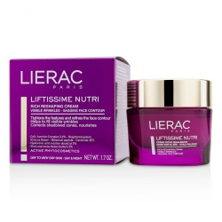 Liftissime Nutri Rich Reshaping Cream (For Dry To Very Dry Skin)