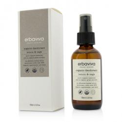 Lemon & Sage Organic Deodorant
