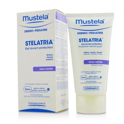 Stelatria Protective Cleansing Gel - For Irritated Skin