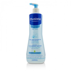 No Rinse Cleansing Water (Face & Diaper Area) - For Normal Skin